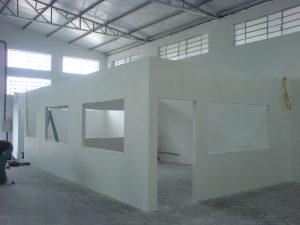 Divisórias em Drywall