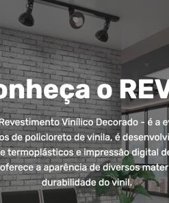 Revid revestimento PVC